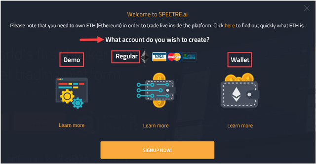 welcome spectre